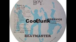 "Beatmaster - Lipservice (12"" Electro Hip/Hop 1984)"