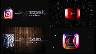 Glossy Logo Particle, can be used as a logo animation or the opening of a video