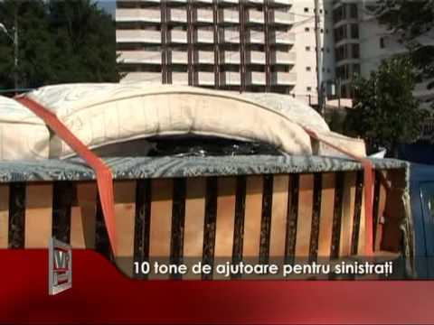 10 tone de ajutoare pentru sinistraţi