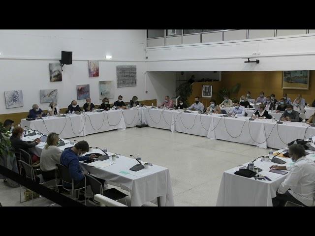 Conseil Municipal du 28 septembre 2020