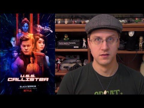 Black Mirror Review - USS Callister (SPOILERS!)