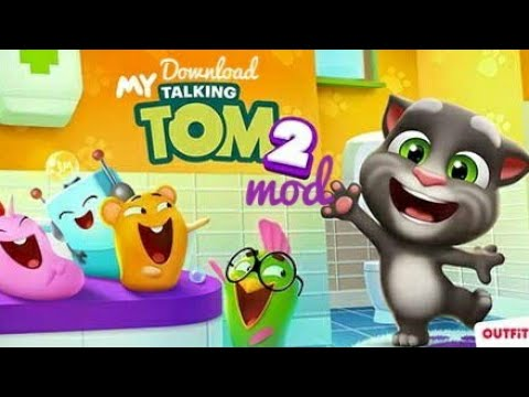 My talking tom 2 mod apk no root for android dowload