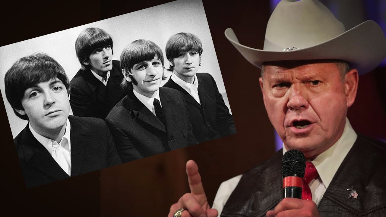 Conservative Compares Roy Moore To The Beatles thumbnail