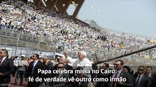 """Papa: """"O único extremismo permitido aos cristãos é o da caridade"""""""