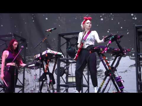 Grimes-  Flesh Without Blood (LIVE)