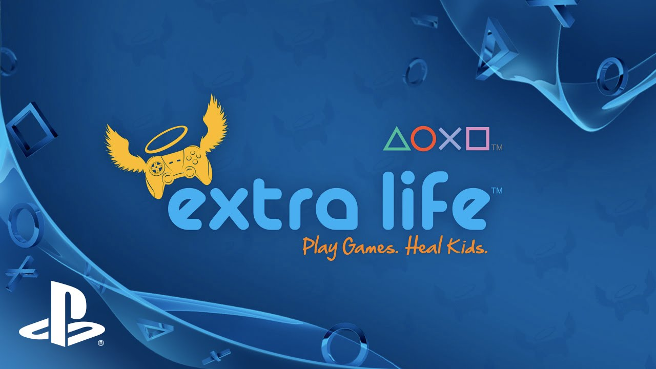 Join Extra Life, Support Children's Hospitals