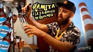 """Gracias a este canal la gente de Quilmes me invito a la fabrica para coner al maestro cervecero y charlar sobre birra, salio esto. beso  ▼ Redes Bajoneras ▼  ◣ Facebook Bajonero : https://www.facebook.com/BajoneandoPo... ◣ Twitter : https://twitter.com/RamiroTerraza ◣ Instagram: https://www.instagram.com/ramitagram/ ◣ Snapchat: RamitaSnap  Música que suena;  DarkSunn - """"Birds of Prey"""" *Grabe todo con una Canon t3i y el iphone 7"""