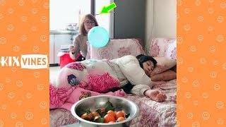 Funny videos 2019 ✦ Funny pranks try not to laugh challenge P103