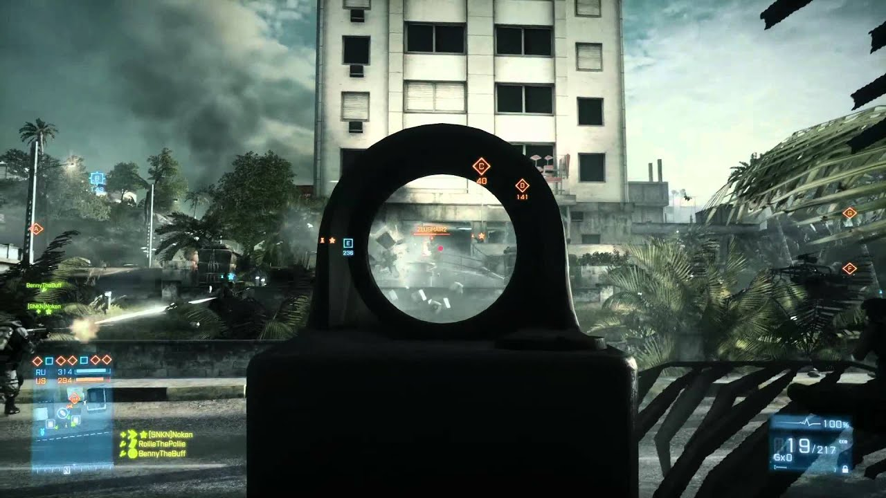 Blow Stuff Up On The Sharqi Peninsula In Battlefield 3's Back To Karkand DLC