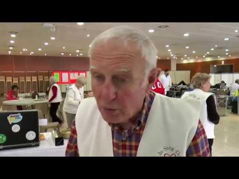 En direct de la collecte de sang avec Félix Castellan, président de l'ADSB