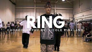 Ring   Cardi B Feat. Kehlani | Nicole Kirkland Choreography | BU Vibes IMPACT Workshop