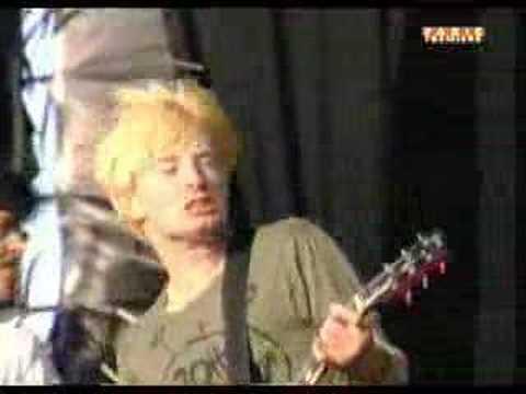 Radiohead Prove Yourself live 1994