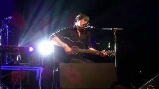 Marianas Trench Skin and Bones Live Josh Acoustic Solo - Royal Winter Fair Toronto (Nov 13, 2010)