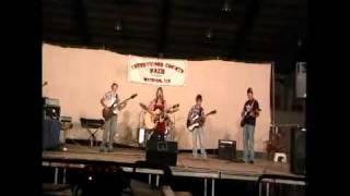 Authority Song John Mellencamp cover from the county fair.avi