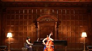 Danse Macabre (Double bass and piano)