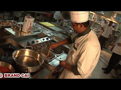 CONTINENTAL BULK COOKING TRAINING - YouTube