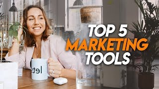 Top Marketing Tools You Should Try In 2019.