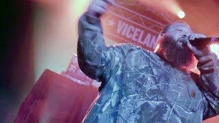 "Action Bronson ""Larry Csonka"" LIVE at Viceland SXSW 2013"