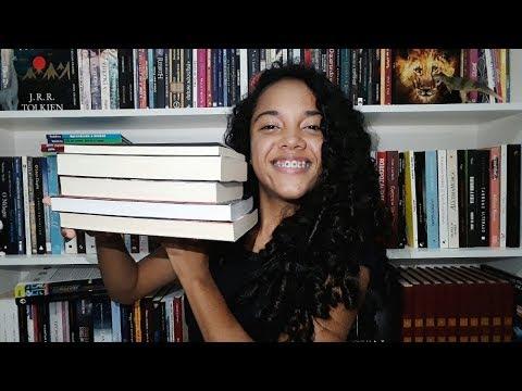 Livros de Fantasia | FEBRE DE LIVRO