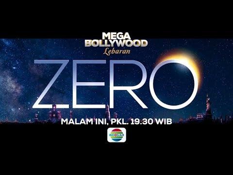 PERTAMA DI LAYAR KACA! Saksikan Mega Bollywood Zero Malam ini Hanya di Indosiar