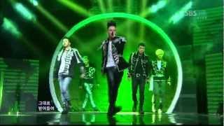 BIGBANG_0429_SBS Inkigayo_FANTASTIC BABY