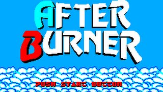 Master System Longplay [126] AfterBurner (a)