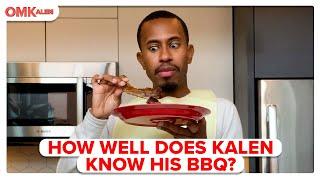 Kalen's Kansas City BBQ Expertise Put to the Test