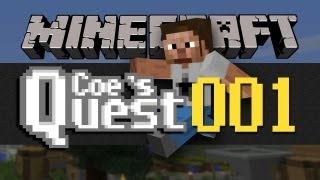 Coe's Quest - E001 - Room With a View