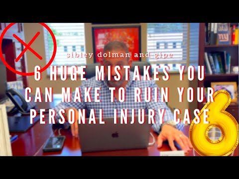 , title : '6 Huge Mistakes That Can Harm You Car Accident Case