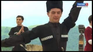 """""""Музыкальный водопад"""" (на карачаевском языке)"""