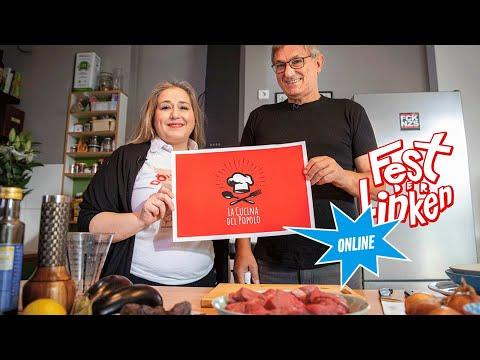 La cucina del Popolo – Kochen mit Idil Baydar (Jilet Ayşe) & Bernd Riexinger