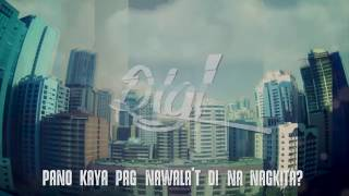 REDLIGHTGO! - Sakin Ka Lang (Lyric Video I Studio Version)