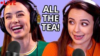Twin My Heart PODCAST - Season 2 FLASHBACK and TEA SPILLED | AwesomenessTV