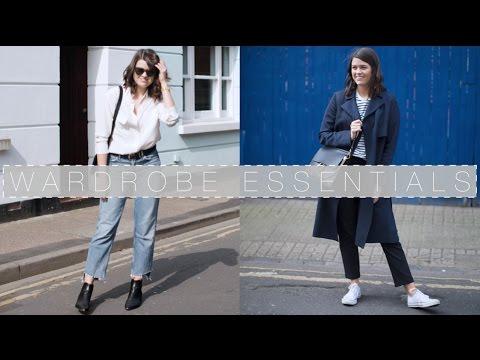 My 10 Wardrobe Essentials   The Anna Edit