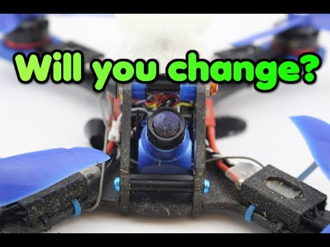 TIME TO RETHINK OUR DRONE CAMERAS. Foxeer Arrow Mini FPV CAMERA REVIEW
