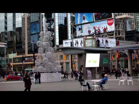 Прогулки по Торонто. Знакомство с городом