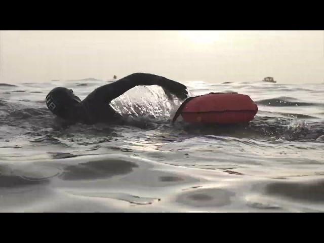 МЧС остановило марафонский заплыв