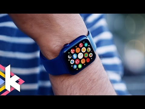 Ein blaues Wunder: Apple Watch Series 6 (review)