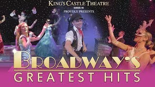 Broadway's Greatest Hits at the Kings Castle Theatre in Branson, Missouri Video