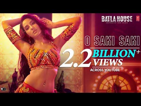 Batla House O SAKI SAKI Video Nora Fatehi Tanishk B Neha K Tulsi K B Praak Vishal Shekhar