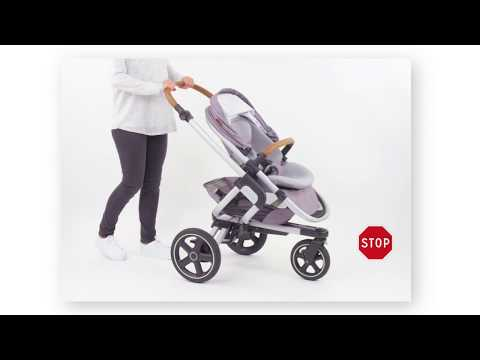 Maxi-Cosi l Nova pushchair l How to use