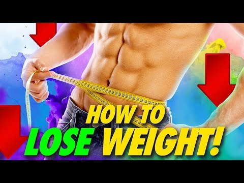 Tips on How to LOSE WEIGHT! – Basic FAT LOSS Guide