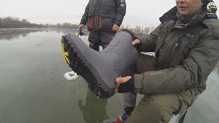 Как выбрать зимние рыболовные сапоги