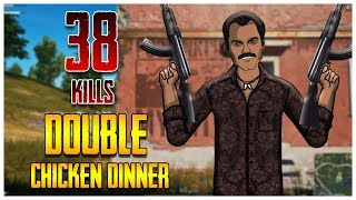 38 Kills Double Chicken Dinner with Gaitonde   Jack Shukla Live