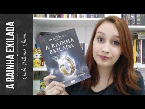 #RESENHA: A Rainha Exilada - Cinda Williams Chima | Resenhando Sonhos
