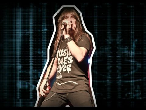 Adrián Barilari video Héroes del Rock - CMTV 2011