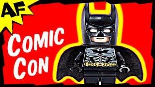BATMAN Exclusive Minifigure Lego DC Comics Super Heroes Review