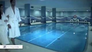 preview picture of video 'Hotel SPA en Calpe - AR Roca Esmeralda & SPA'