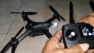 Tidak ada suara pada remote Drone MJX BUGS 5W 4K
