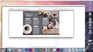 InDesign Magazine Layout Tutorial Part 1